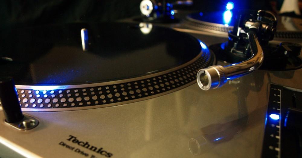 Technics SL1200 MKII MK2 custom dr krns